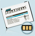 PolarCell Replacement Battery for HTC Rose S740 ROSE160 BA S280 1000mAh