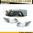 Front Inner Flat Fender Liner Flares Off Road For 07 18 Jeep Wrangler JK 4WD A1