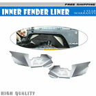 Front Inner Fender Liner Flares Off Road Fit For Jeep Wrangler JK 4WD 07 18 A1