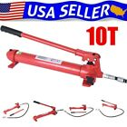10 Ton Hydraulic Jack Hand Pump Ram Replacement for Porta Power Body Shop Tools