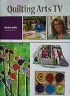 Quilting Arts TV Series 600 Episodes 1 13 DVDs Host Patricia Bolton 2010