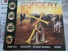 SORCERY - SINISTER SOLDIERS (1978) - 2001 DODO ITALY CD WITH SLIPCASE