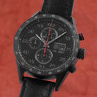 Tag Heuer Carrera Chronograph Automatik Titan Herrenuhr CAR2A80 VP: 4650,- €