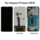 LCD Touch Screen Digitizer Display Replacement Frame For Huawei P Smart 2019 US
