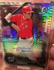 2016 Bowman Chrome Trea Turner National Convention rc auto 29