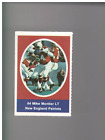 1972 Sunoco Stamps Football Cards 251-500 (A4837) - You Pick - 10+ FREE SHIP
