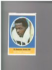 1972 Sunoco Stamps Football Cards 501-624 (A4837) - You Pick - 10+ FREE SHIP