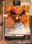 2019 Topps NOW 784E Aristides Aquino CALL-UP Cincinnati Reds AUTO AUTOGRAPH 5!!