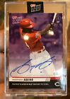 Aristides Aquino Reds Rookie 2019 Topps Now RC #784C On-Card Autograph Auto 25