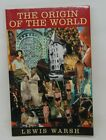 Origin of the World Lewish Warsh SIGNED  INSCRIBED poetry book 2001