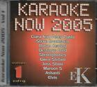 Karaoke Now 2005 - Various Artists (2005 CD Album)