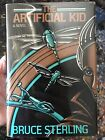 The Artificial Kid by Bruce Sterling 1980 First Edition Sci Fi Rare Collectible