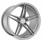 20 Rohana RFX15 Silver 20x9 Forged Concave Wheels Rims Fits Audi A7 S7