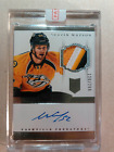 2013-14 Panini Dominion Hockey Rookie Patch Autograph Guide 64