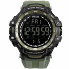 SMAEL Men's Military Digital LED Tactical Chime Week Date Sport Quartz StopWatch