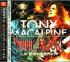 Tony MacAlpine & Vinnie Moore / Tour CD