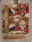 2012-13 In the Game Between the Pipes Hockey Cards 41