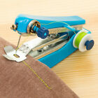 Portable Needlework Cordless Mini Hand Held Clothes Fabrics Sewing Machine A