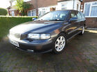 LARGER PHOTOS: 2001 VOLVO V70 SE 2.4V AUTO 170bhp - SPARES OR REPAIR,STARTS AND DRIVES. NO MOT