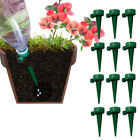 Evelots Plant Flower Watering Spikes New  Improved Valve Bottle Screw