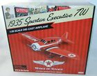 Wings of Texaco Air Plane 1935 Spartan Executive TW 1:39  NEW NIB    h398