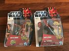 Star Wars Figures Movie Heroes Battle Droid Darth Maul