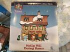 Lemax 2005 Collection Carole Towne Holly Hill Dairy Barn w/Box Christmas Village