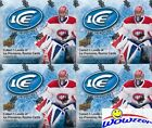 (4) 2017 18 Upper Deck ICE Hockey Factory Sealed HOBBY Box-8 AUTO MEM EXQUISITE
