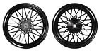 Forged Aluminum Alloy Wheels Yamaha Zuma 125 2016-2020 BWS Fi Glossy Black