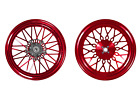 Forged Aluminum Alloy Wheels Yamaha Zuma 125 2016-2020 BWS Fi Glossy Red