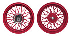 Forged Aluminum Alloy Wheels Set Yamaha Zuma 125 2016-2020 BWS Fi Matt Red