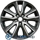 New 18 Replacement Rim for Mazda CX 3 2016 2018 Wheel Machined with Charcoal
