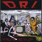 D.R.I. - DEALING WITH IT  CD NEW+
