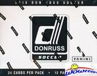 2016 Donruss Soccer EXCLUSIVE Sealed JUMBO FAT PACK Box-288 Cards-PULISIC RC YR