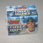 2000 Topps Sealed Traded and Rookies Set contains 1 auto - Miguel Cabrera?