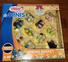 Fisher-Price Thomas and Friends Easter Spring Basket Minis Set of 10 New