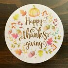 507 Happy Thanksgiving Stickers Holiday Labels