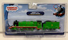 Bachmann HO Scale Thomas & Friends Henry Engine W/ Moving Eyes & Tender #58745