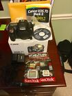 Canon EOS 7D Mark II VG Shape Many Extras