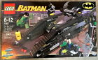LEGO Batman The Bat Tank The Riddler and Banes Hideout 7787 NEW