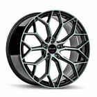 20 Gianelle Monte Carlo Machined 20x85 20x10 Wheels Rims Fits Lexus SC430