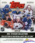 2020-21 Topps NHL Sticker Collection Hockey Cards 10