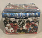 2014-15 PANINI NHL STICKERS SEALED HOBBY BOX - 50 TOTAL PACKS