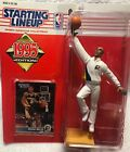 Vintage 1995 NBA Basketball Reggie Miller Starting Lineup Figure Kenner Warm Up