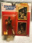 Vintage 1990 Kenner Starting Lineup James Worthy Los Angeles Lakers Collectible