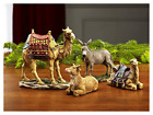 Three Kings Gifts Animal Set for Real Life Nativity