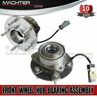 2 Front Wheel Bearing Hub for 2002 2007 Chevy Equinox Saturn Vue Pontiac Torrent