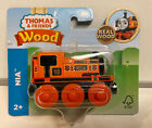 Thomas & Friends Wooden Wood Railway Nia Engine, New