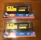 Fisher-Price Thomas and Friends Trackmaster Arry & Bert Trains New 2011