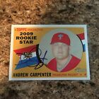 2009 Topps Heritage High Number Edition Baseball Card Product Review 3